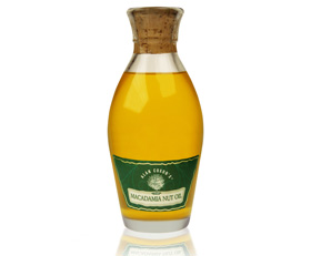 Cold-pressed Virgin Macadamia Nut Oil